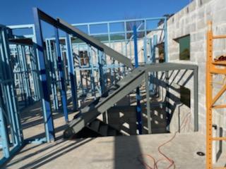 Custom Stairwells